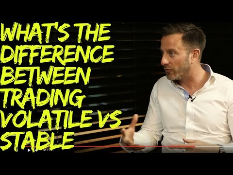 What's The Difference Between Trading Volatile Vs Stable Currencies?