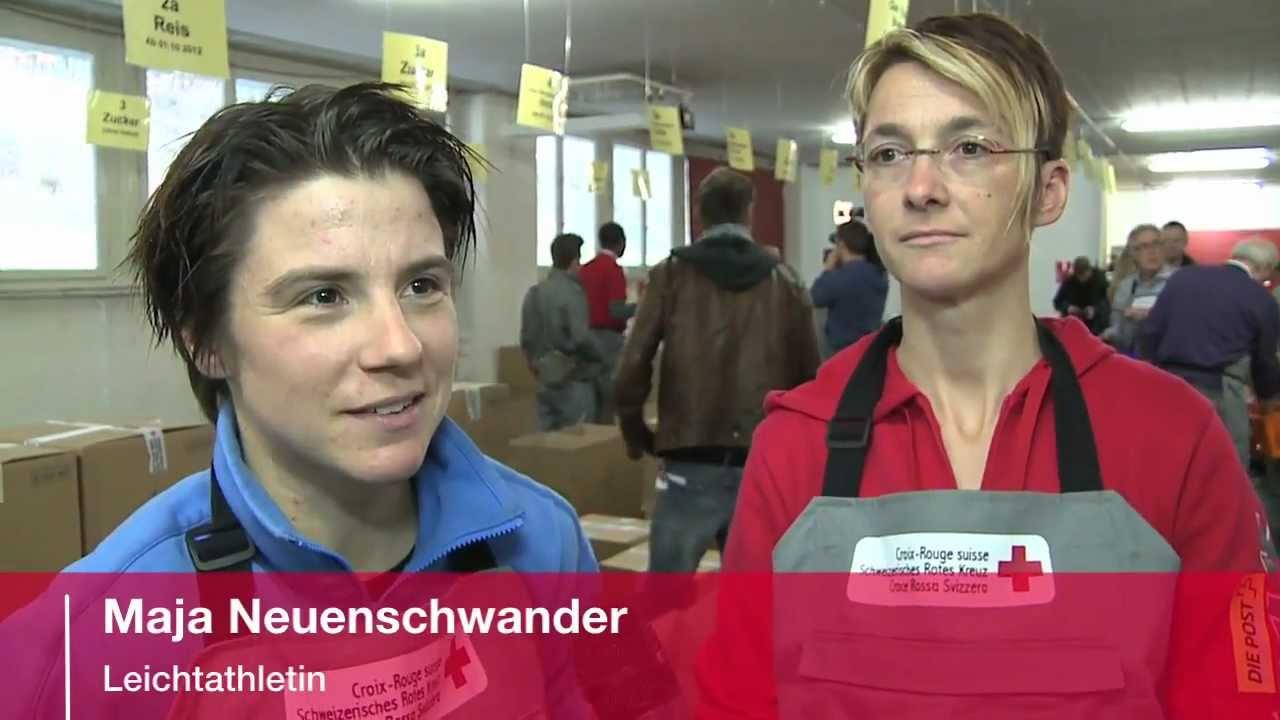 2x Weihnachten»: Reportage aus der Verteilzentrale - YouTube