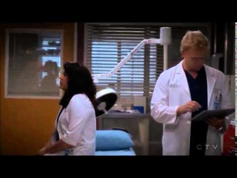 """Callie And Arizona Moments - 11.10 """"The Bed's Too Big Without You"""" - Part 4"""