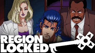 Hideo Kojima's Japan Exclusive: Policenauts - Region Locked Feat. Greg
