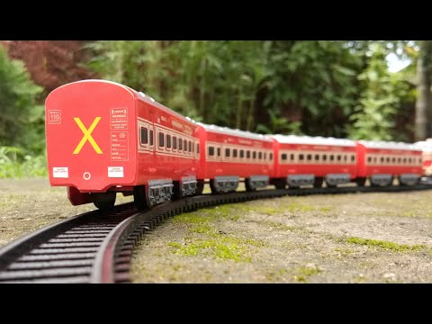 Centy Toys Indian Passenger Train Set Unboxing and Review