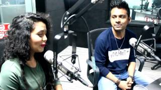 NEHA KAKKAR & TONY KAKKAR RARE INTERVIEW @104.8 OYE FM BY RAAJ JONES