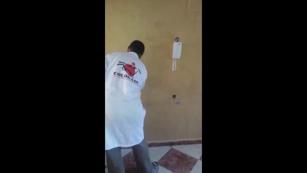 Peinture Decorative Youtube