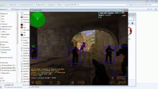 Як використовувати вх і налаштувати чит WallHack Opengl32! Відео урок від 4cw.ru