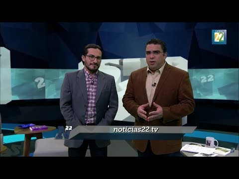 Noticias 22 / 16 de agosto 2017