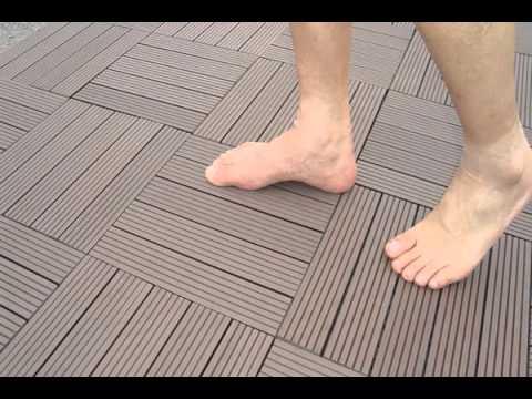 Diy Patio Flooring Ideas In Johor,Malaysia   YouTube
