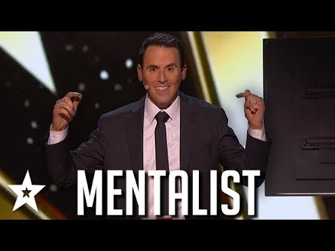 TOP Mentalist SHOCKS Judges On AGT Champions | Got Talent Global