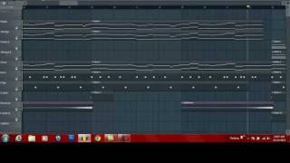 Lil Wayne feat. Bruno Mars - Mirror (Remake) | FL Studio 10 | FREE DOWNLOAD