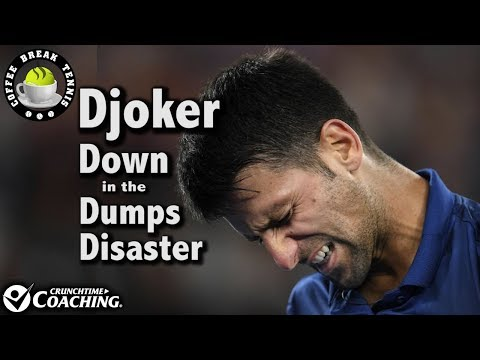 2018 Indian Wells, Djoker Disaster, Fed Looks Great | Coffee Break Tennis