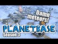 Planetbase - s3 ep 8 - DAMN METEORS!  - Let's Play Planet Base
