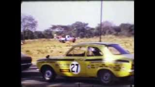 Motor racing on the Copperbelt, Zambia - 1972