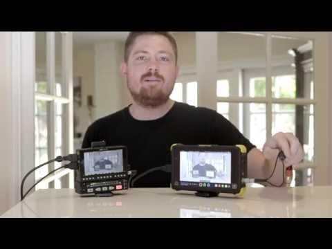 Audio Comparison: Atomos Shogun Flame vs Video Devices PIX-E5H + PIX-LR