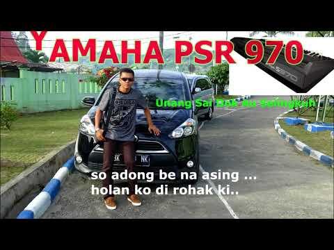 Unang sai Dok Au Selingkuh (karaoke batak)
