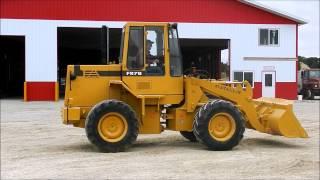 Fiat Allis FR7B @ Ferguson Equipment and Trailer Sales, Dover, MN