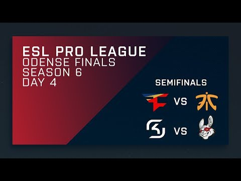 CS:GO - Semifinals - ESL Pro League Season 6 Finals