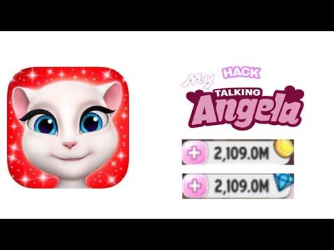 cách hack kim cương trong my talking angela - Hướng Dẫn Hack Game My Talking Angela | How To Hack The Game My Talking Angela | Hack Game 2020