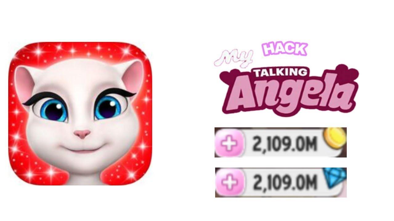 Hướng Dẫn Hack Game My Talking Angela | How To Hack The Game My Talking Angela | Hack Game 2020