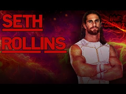 Wwe Speed Art Seth Rollins Wallpaper Estilo Survivor