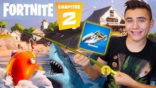 Gambar cover DÉCOUVERTE DU CHAPITRE 2 SAISON 1 FORTNITE !!! (Pêche, Bateau, Nouvelle Map) - Néo The One
