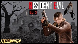 Overwatch Player Tries Resident Evil 4 (Episode 3)