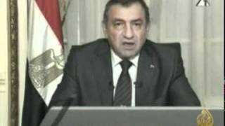 رفض الأحزاب لخطاب رئيس الوزراء بمصر
