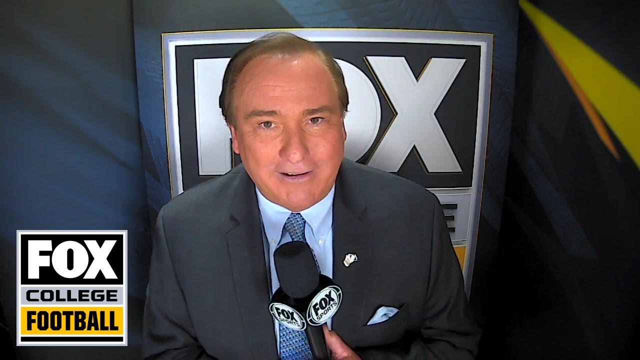 Tim Brando on the week-to-week evolution of college football  COLLEGE FOOTBALL