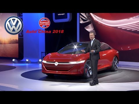 Volkswagen Press Conference - Auto China 2018