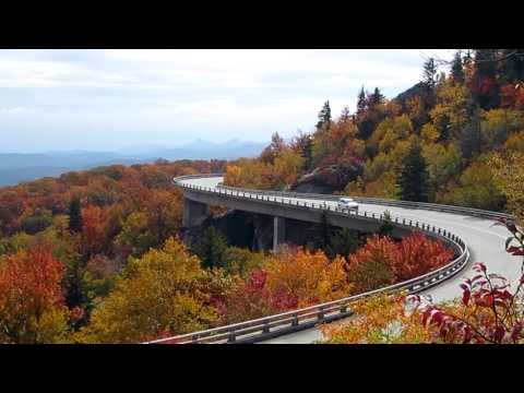 Skyline Drive & the Blue Ridge Parkway