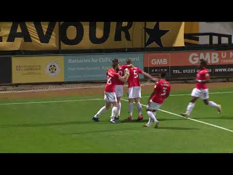 Cambridge Utd Salford Goals And Highlights