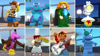 lego the incredibles a look at all 113 playable