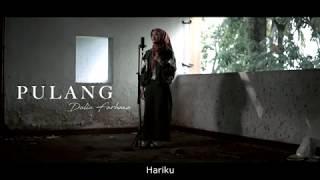 Download lagu Pulang Versi Piano - Lirik (cover by Dalia Farhana)