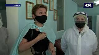 Незаконное лечение COVID 19 в Алматы