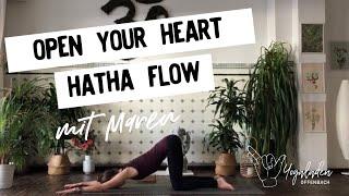 Herzöffnender Hatha Flow mit Maren