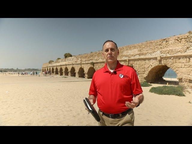 Israel Tour 2019: Aqueduct