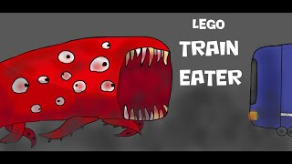 Lego Train Eater | Stop Motion | SCP