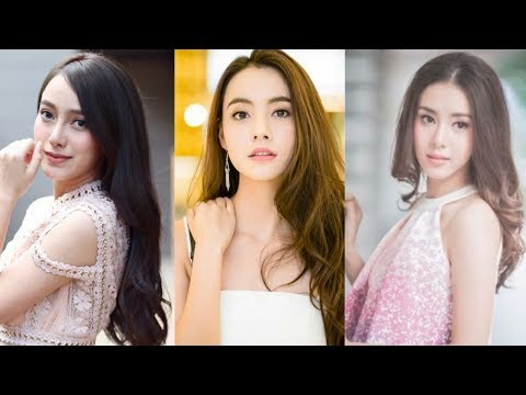 Top 10 Most Beautiful Thai Actress 2018