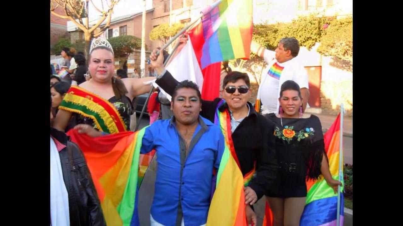 Resultado de imagen para Marcha de la diversidad sexual Bolivia