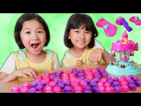 ぷちぷちスライム!ぷちっとすると楽しいよ♪パパの海外おもちゃシリーズ☆himawari-CH