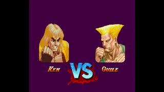 [TAS] Super Street Fighter II: The New Challengers - Ken
