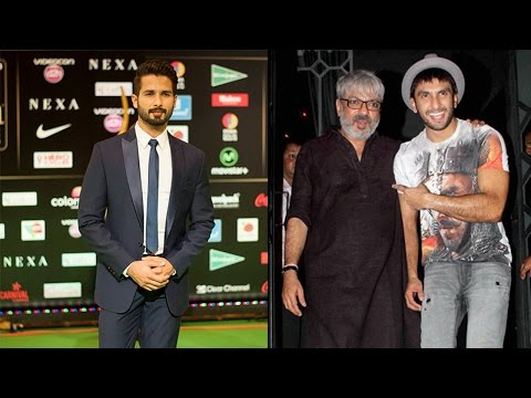 Shahid Kapoor agreed to Bhansali's Padmavati but on conditions | Filmibeat