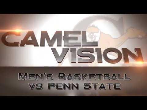 Campbell Basketball vs Penn State - 11/10/17