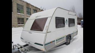 Жилой прицеп,караван,кемпер,дом на колёсах,автодом KNAUS EIFELLAND 430 2006 года