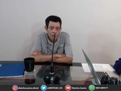 Entrevista con el Biól  Arturo Bayona Miramontes Docente e Investigador - Dia del Biólogo.
