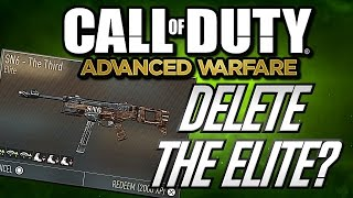 DELETE THE ELITE?!? Ep 9 - SN6 The Third!! (WIN OR DELETE!)