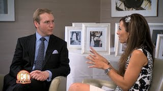 Grant Harrold chats with Natasha Gargiulo from Entertainment Tonight. Thumbnail