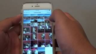 iPhone 6: How to Delete a Photo Album