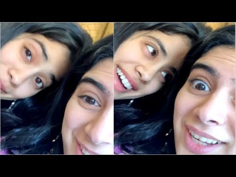 Jhanvi Kapoor SHARES A Cute VIDEO Wishing Sister Khushi Kapoor On Her 19th Birthday Mp3