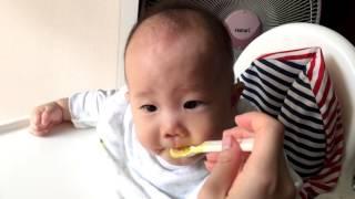 ลูกไม่ยอมกินข้าวทำไงดี เทคนิคป้อนข้าวลูก