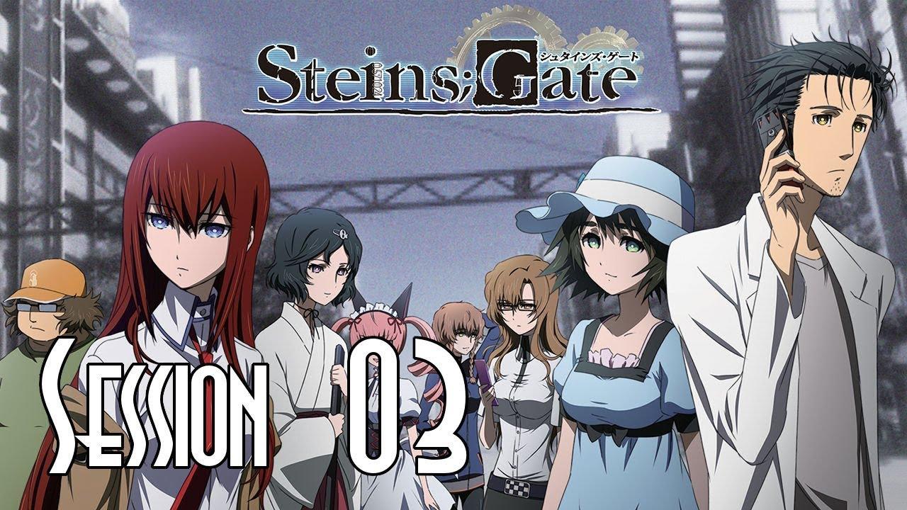 Steins Gate Stream