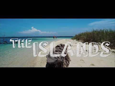 (DJI PHANTOM 4 + Sony A7S ) SUMBAWA - DISCOVER SUMBAWA - THE ISLANDS